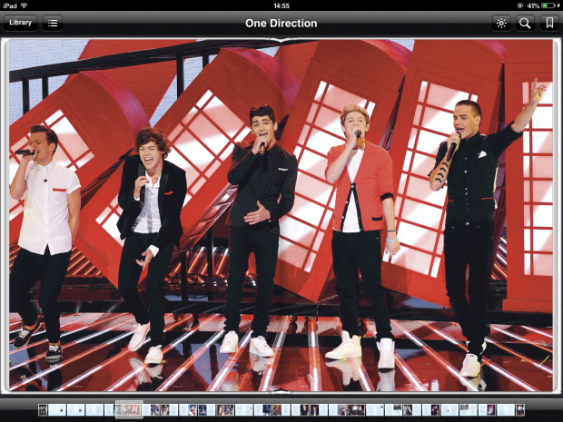 One Direction, pop celebrity and news