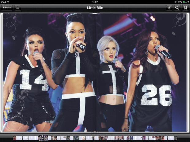 Little Mix, pop celebrity and news