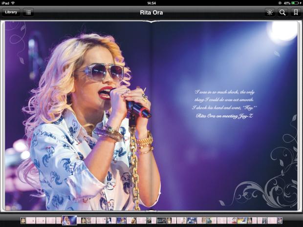 Rita Ora, pop celebrity and news