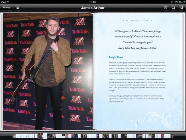 James Arthur, pop celebrity and news