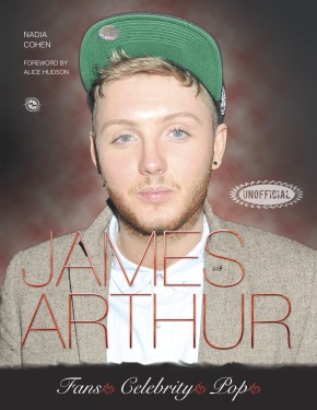 James Arthur, Celebrity news and gossip, flametreepop