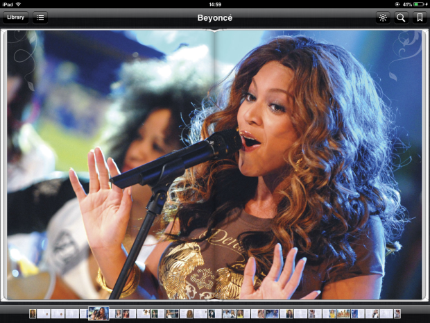Beyonce, celebrity pop and gossip