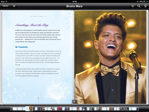 Bruno Mars Pop Celebrity and News